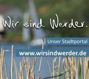 Logo www.wirsindwerder.de